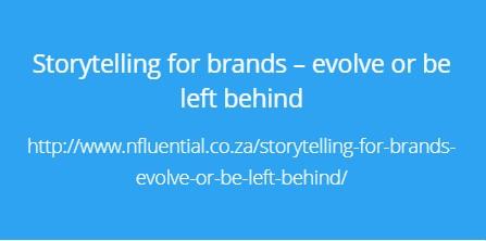 Intern-ship storytelling for brands